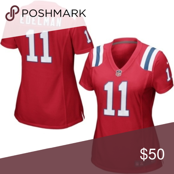 Women S New England Patriots Julian Edelman Jersey 1 All Items Will Delivered In 8 15days 2 New With Tags 3 In 2020 Edelman Jersey Edelman Patriots Julian Edelman