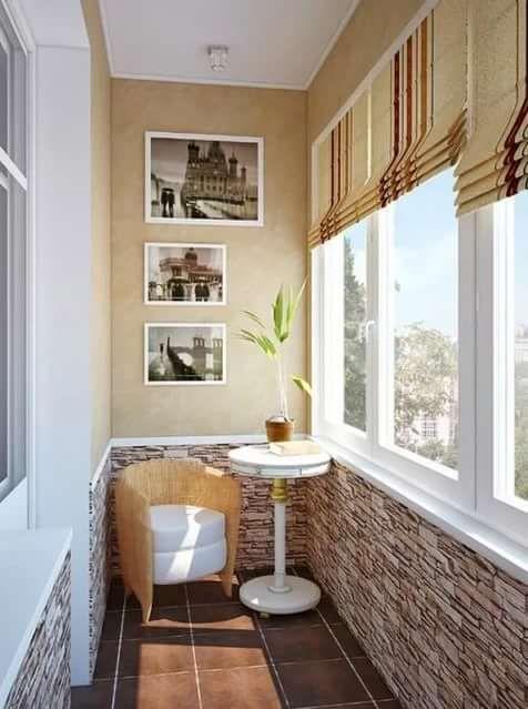 Хрущевка ремонт балкона дизайн внутренняя отделка балконов и лоджий цены