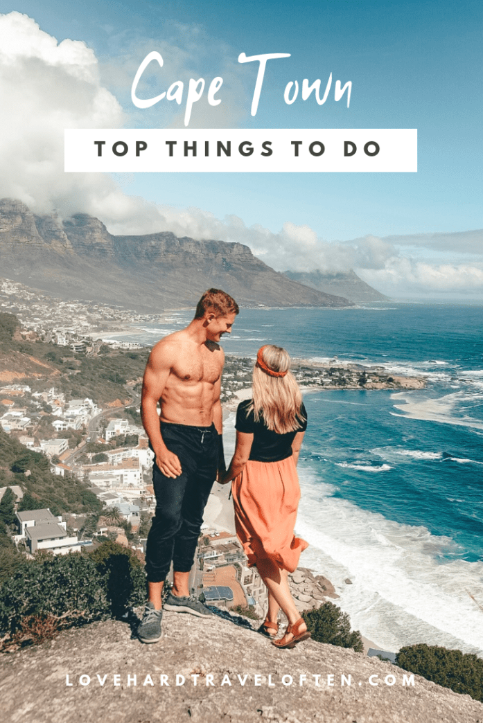 Things to do in Cape Town - Love Hard, Travel Ofte