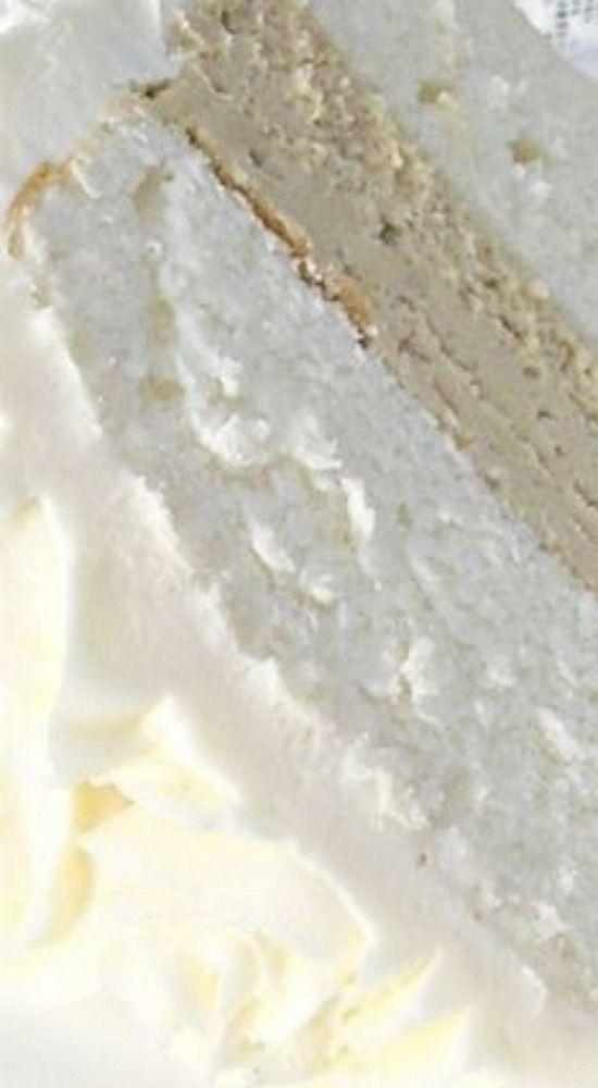 Almond Wedding Cake.White Almond Wedding Cake Cakes Cake Cake Recipes Almond