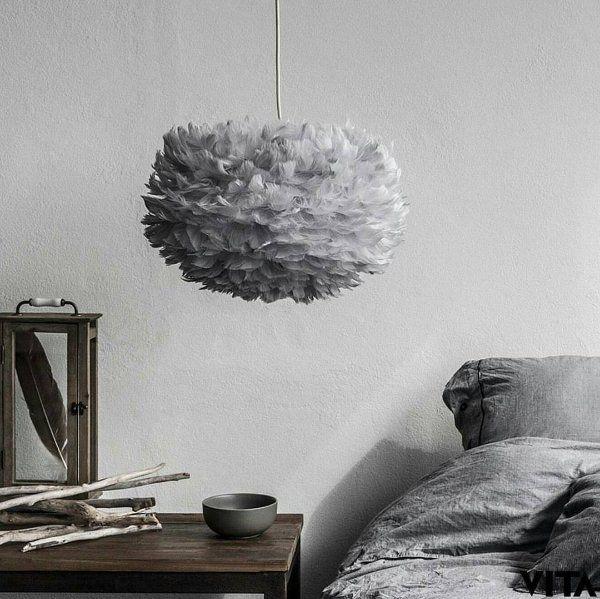 pekota pekotadesign  twitter  feather lamp feather