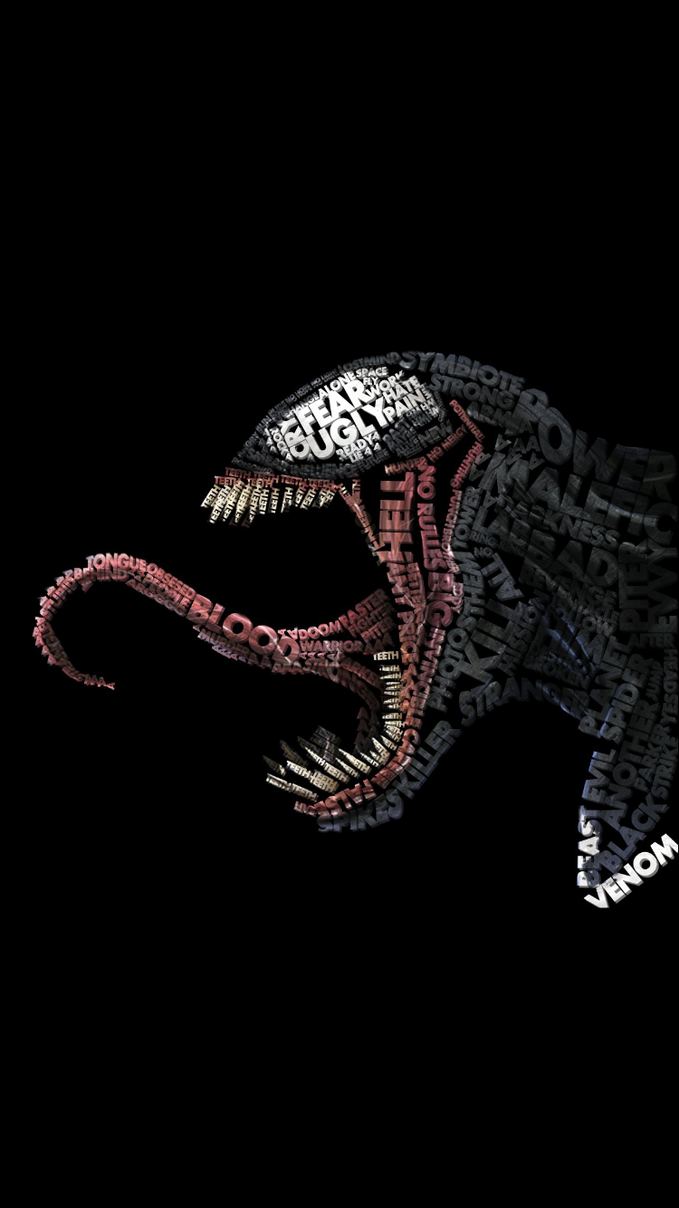Venom Phone Wallpaper Geek Venom Marvel Wallpaper Marvel