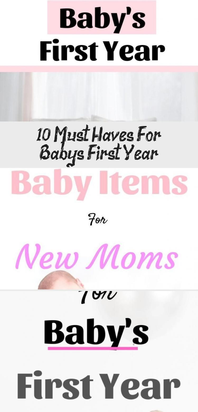 Deciding What Is Most Important For Your Baby S First Year Is Made Easy With This List Everything We Used On Repeat For The First Year Rock Play Baby Care Tips