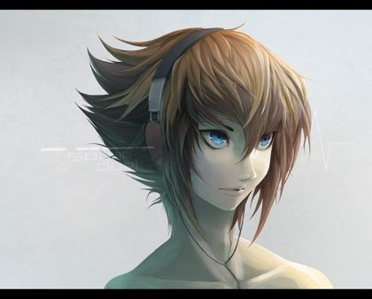 Image result for male hair anime