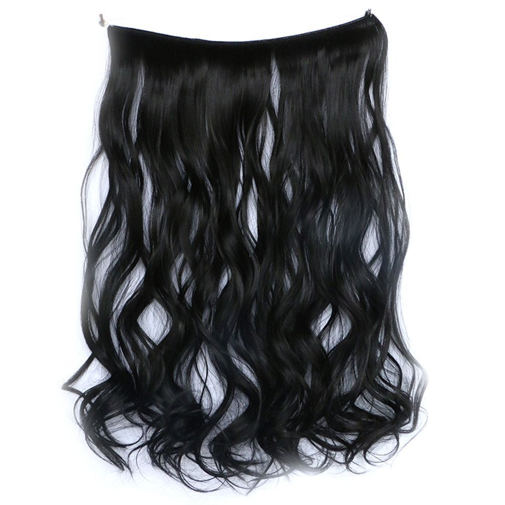 The New Wig Manufacturers Wholesale Hair Extension Fishing Line Hair