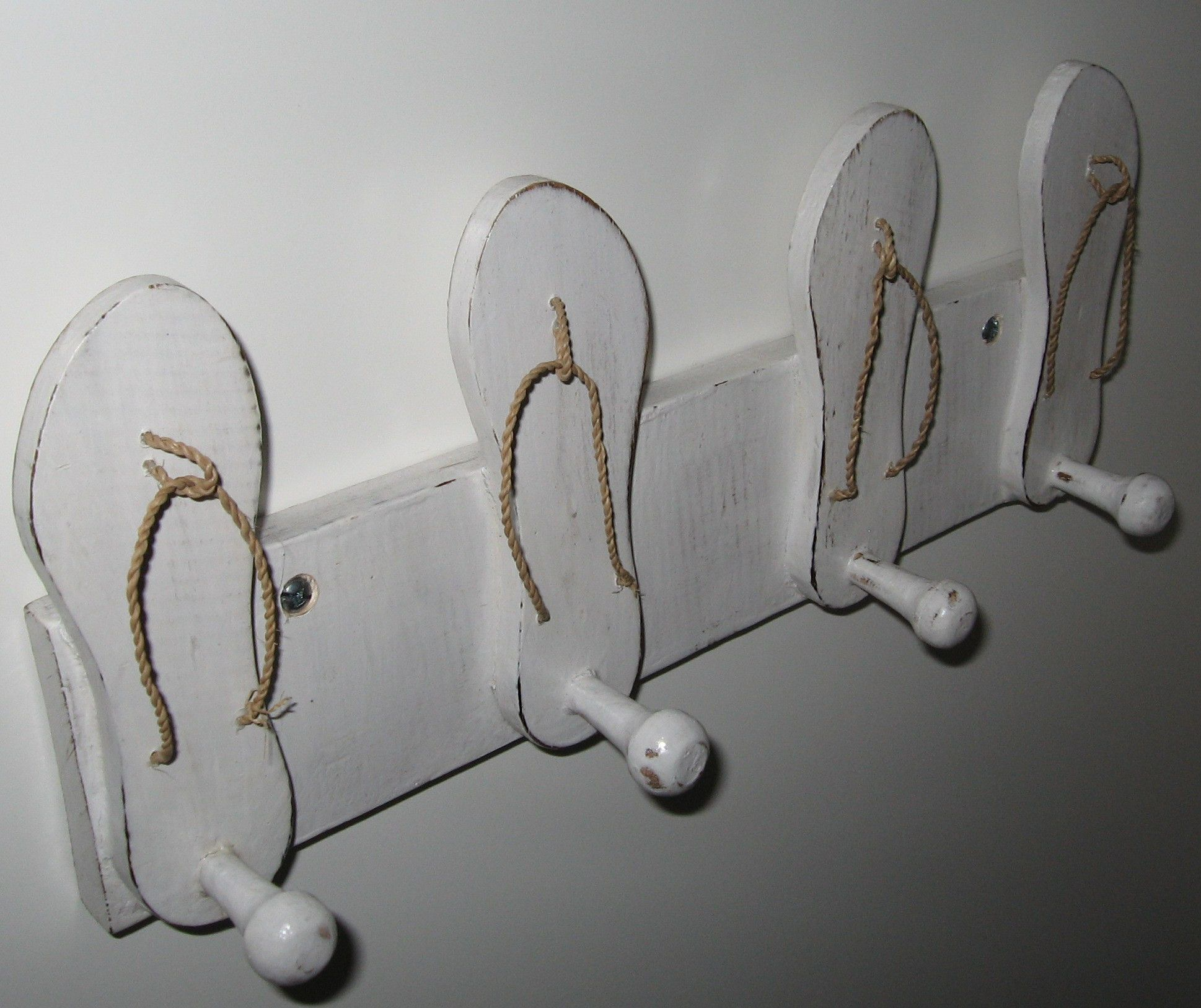 Gentil Unique Towel Hooks With Unique Shaped Flip Flops Hooks And Hangers Bathroom  Design For Decorative Towel Hooks