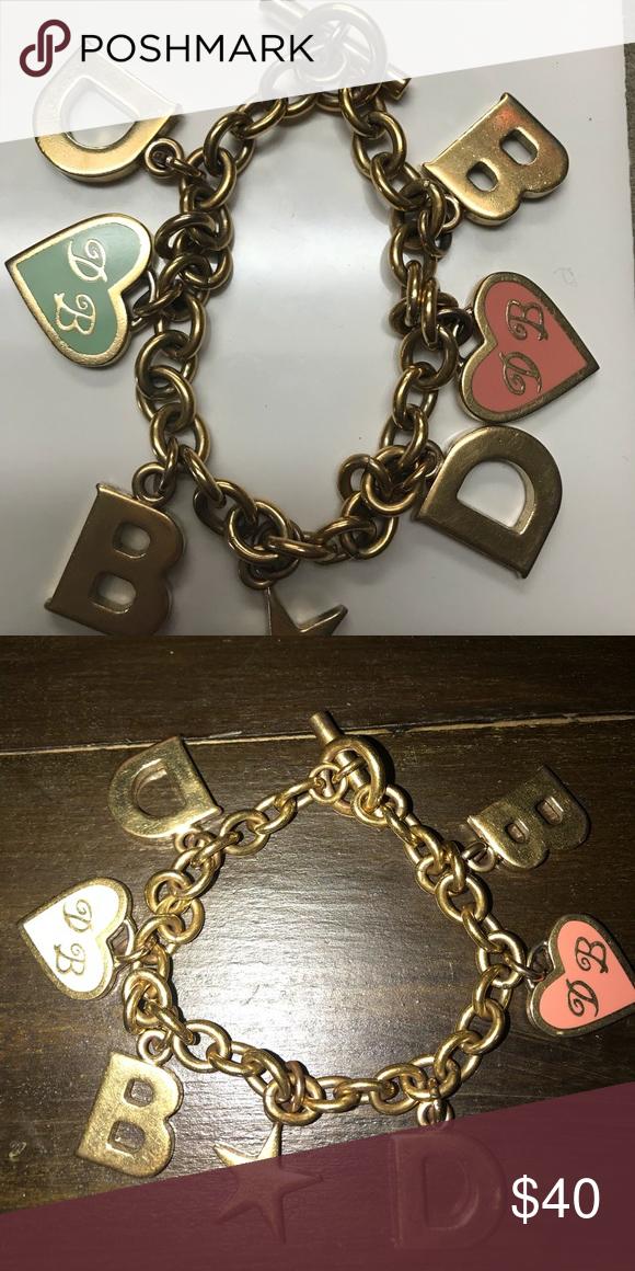 Dooney And Bourke Jewelry : dooney, bourke, jewelry, Dooney, Bourke, Charm, Bracelet., Hearts, Stars, Jewelry, Brace…, Bourke,, Gorgeous, Jewelry,
