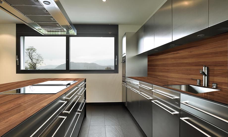 Küchen · kompacplus innovative panels