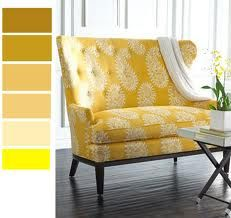 Pale Yellow Accent Chair Google Search