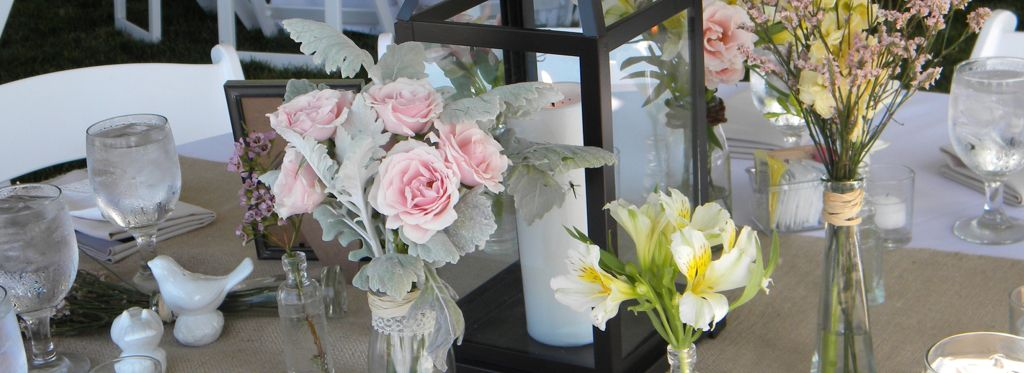 Table decoration inspiration. | Wedding locations, Ohio ...