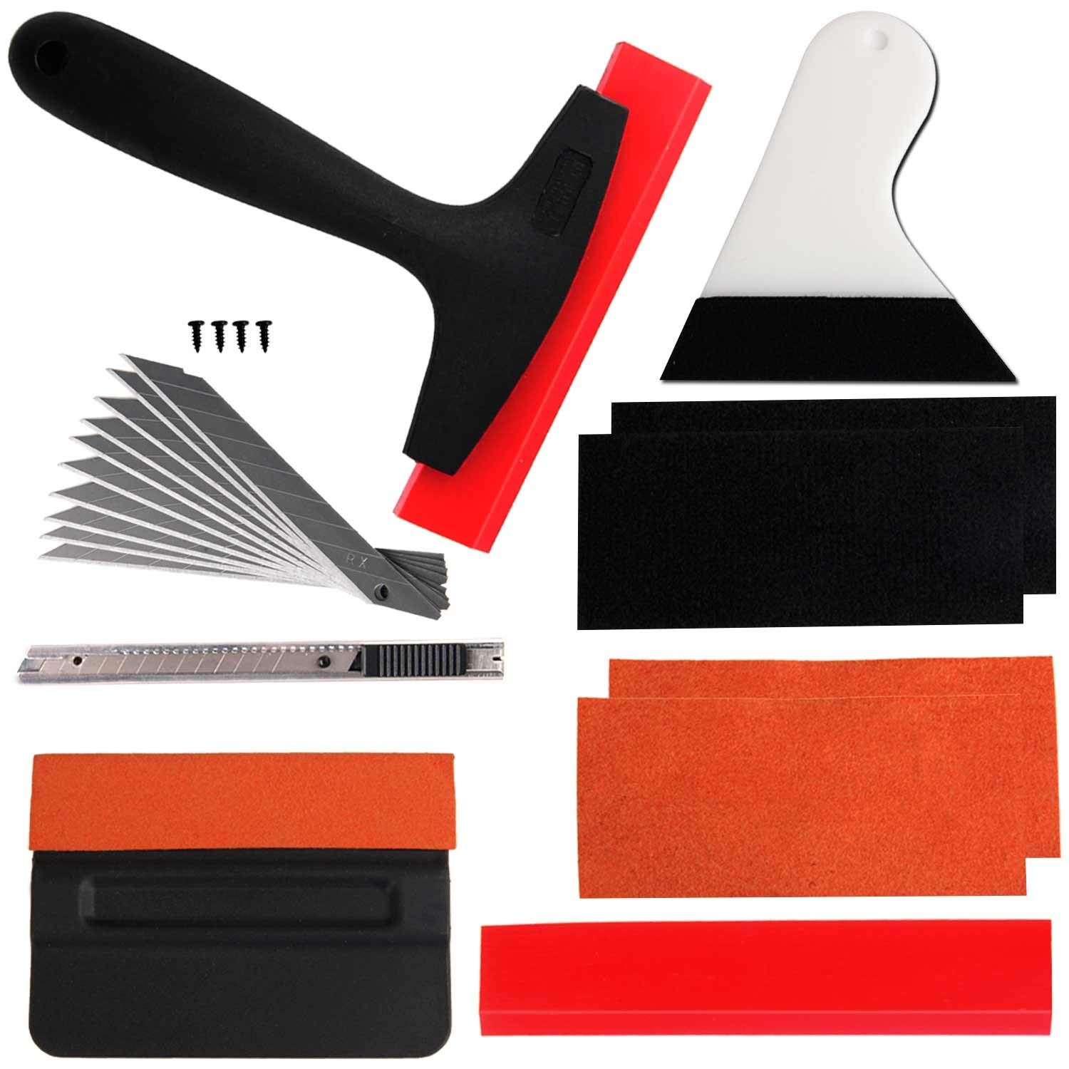VZCY Vinyl Wrap Tool Kit Window Set Vinyl Install Wrapping Kit for Car Vehicle