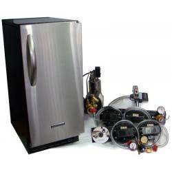 soda fountain machine with ice maker