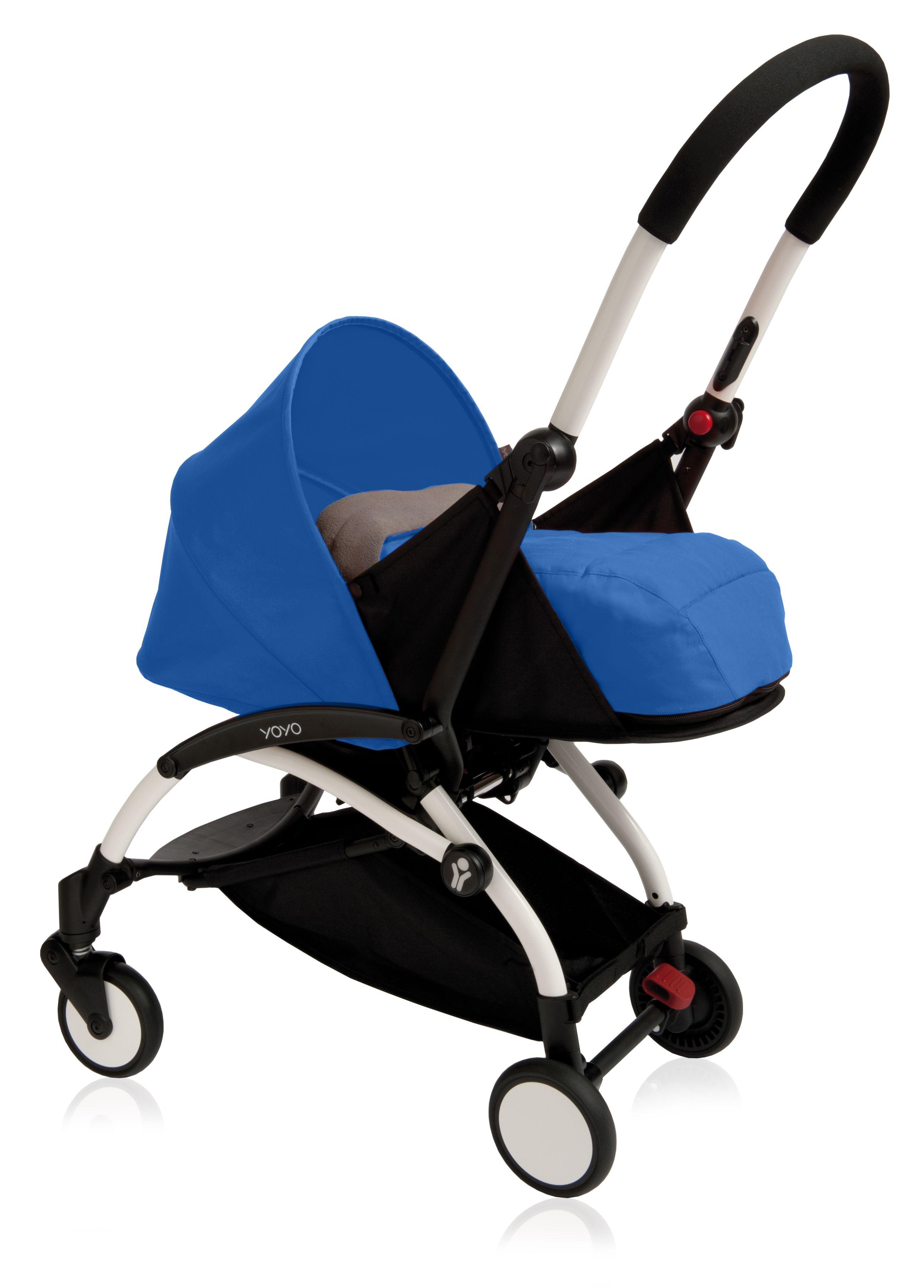 YOYO di babyzenstroller 0+ è il passeggino per genitori