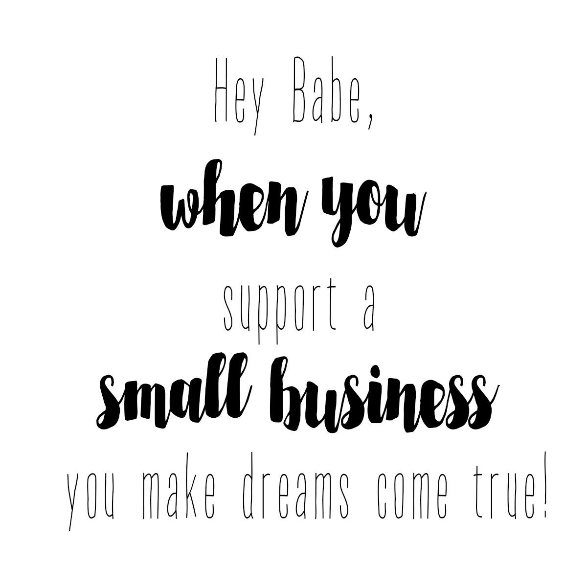 Small Business Quotes Support Small Business Quote  Business Quotes  Pinterest