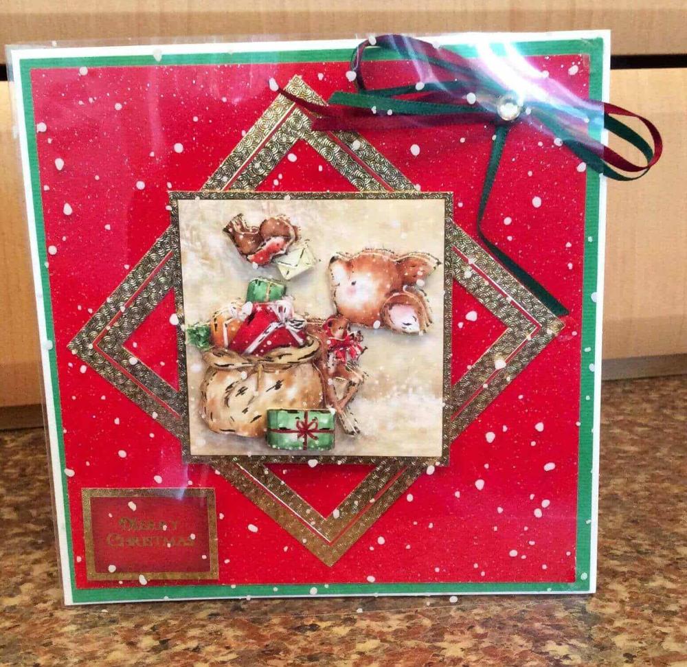 inspirational christmas greeting card design ideas