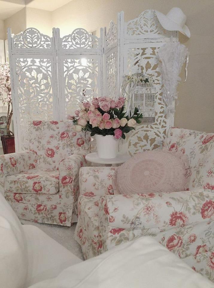Que amor adornos muebles y accesorios para el hogar pinterest shabby chic decoraci n - Decoracion shabby chic romantico ...