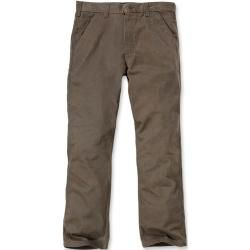 Photo of Carhartt Washed Twill Pants Brown 34 Carhartt