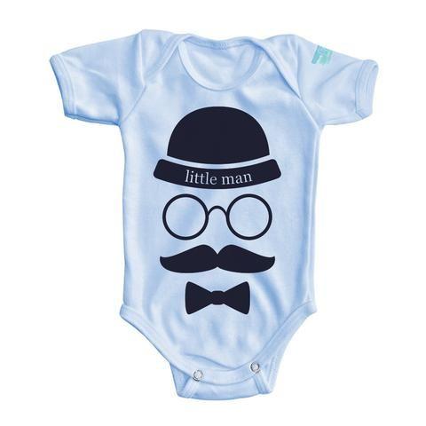 8374227d2 Body Bebe Little Man Pañaleros para bebes. Ropa de bebe. Ropita de bebe.  Diseños bebes