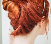 Inspiring picture cabelo, color, ginger, girl, hair. Resolution: 465x700 px. Find the picture to your taste!