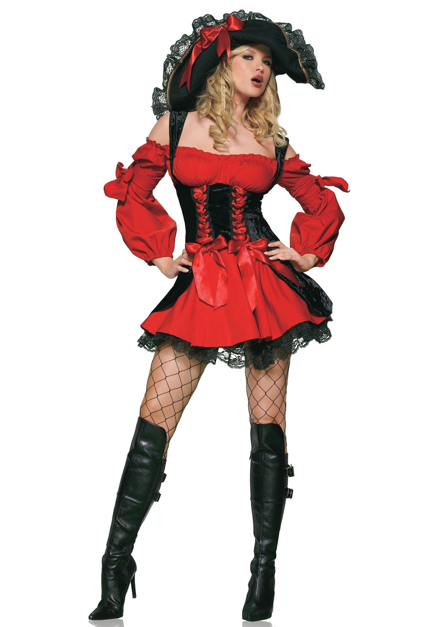 adult sexy vixen pirate costume - Halloween Pirate Costume Ideas
