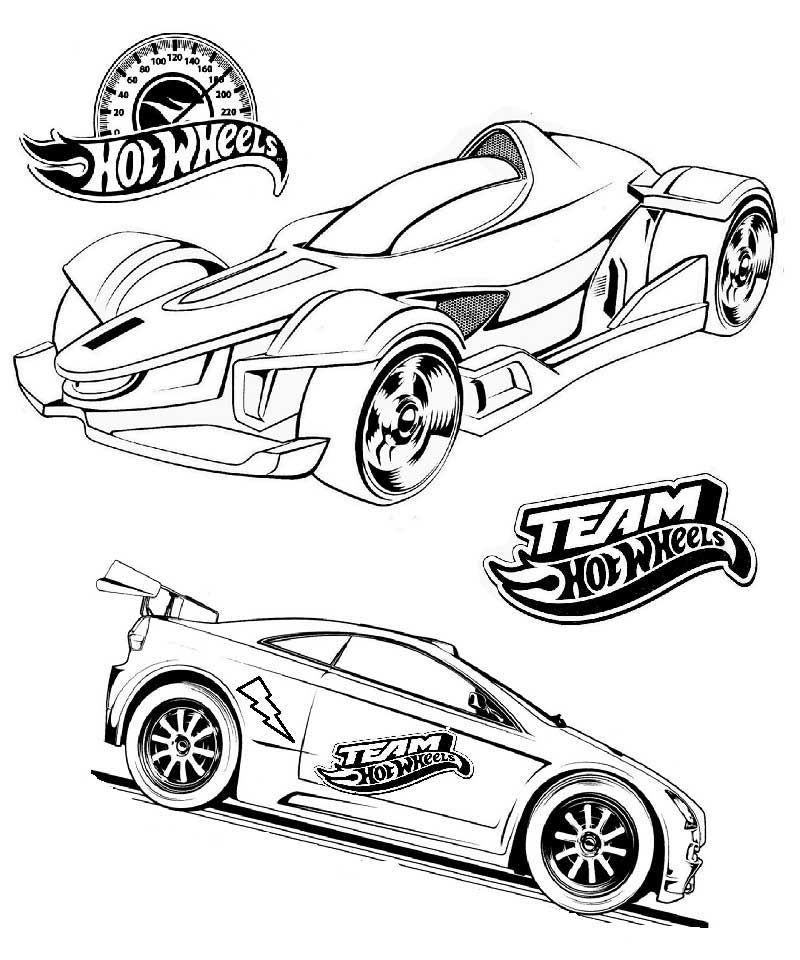 Color Hot Wheels Race Cars Hot Wheels Races Race Car Coloring Pages Cars Coloring Pages