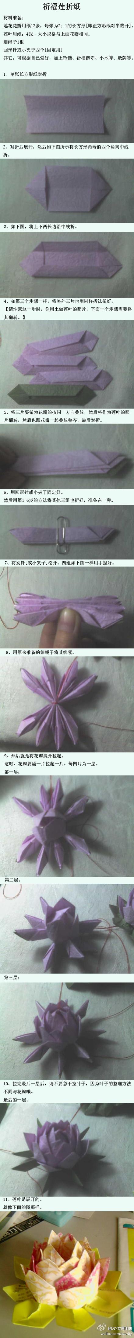 终于找到了,蓟折纸…_来自circlebulu的图片分享-堆糖网