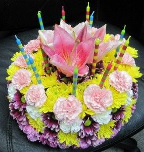 Birthday Cake And Flowers Delivery