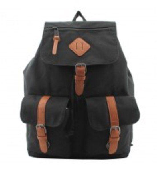 a495959d9e0 Enrico Benetti Brasilia Rugzak - Zwart | tassen - Bags, Leather ...