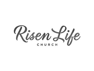 risen life church logos