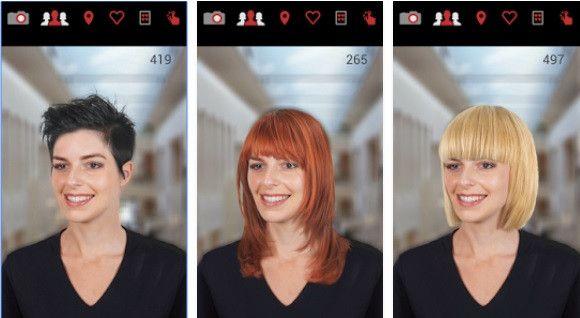 Haarschnitt App Best Of So Kannst Du Deine Frisur Testen Dengan Gambar