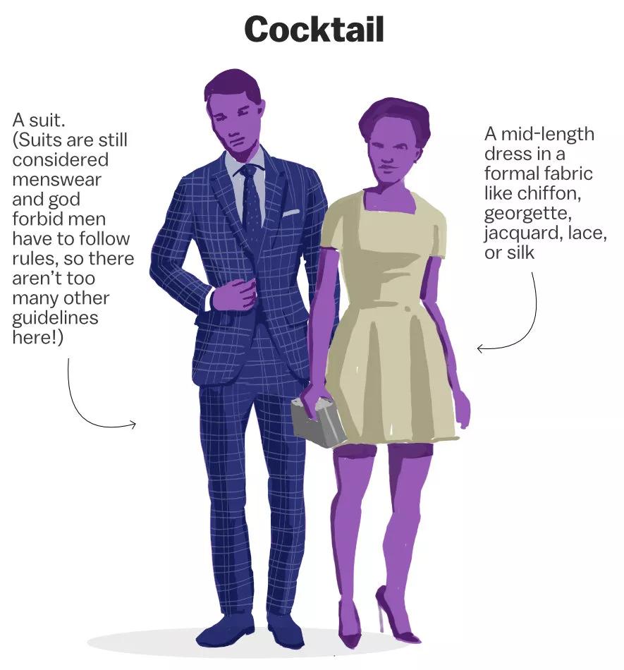 Decoding The Wedding Dress Code Dress Code Wedding Casual Wedding Attire Dressy Casual Wedding [ 950 x 885 Pixel ]