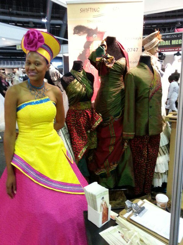 Awesome Traditional African Wedding Dresses Pictures - Styles ...