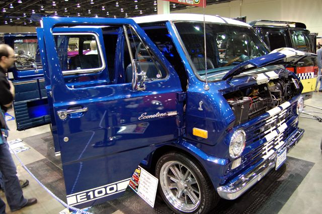 Just A Car Guy: the Carroll Shelby School of High ... |Shelby Econoline