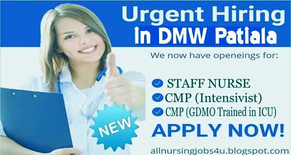 Pin on Staff Nurse Vacancy