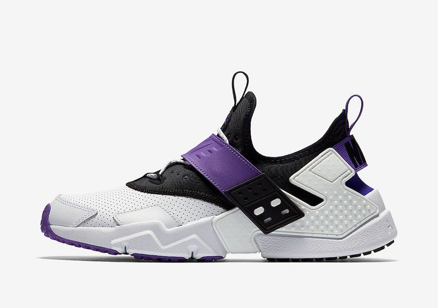 fbf68bfb1345 Nike Huarache Drift Purple Punch AH7335-101