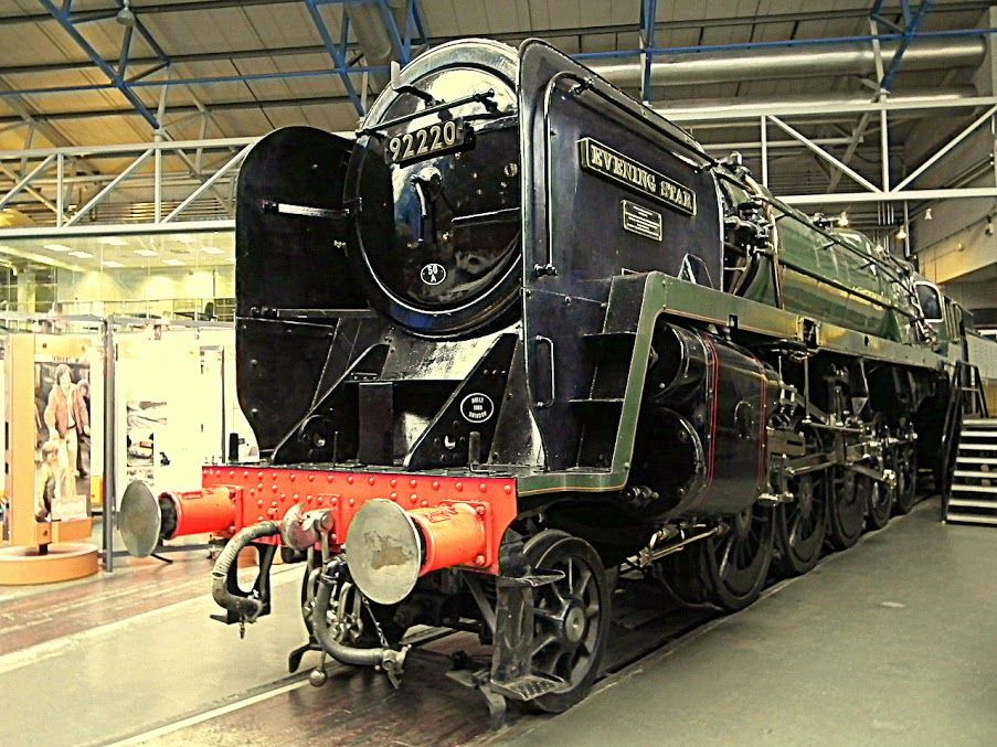 york and the national railway museum these are some of the photos taken in the