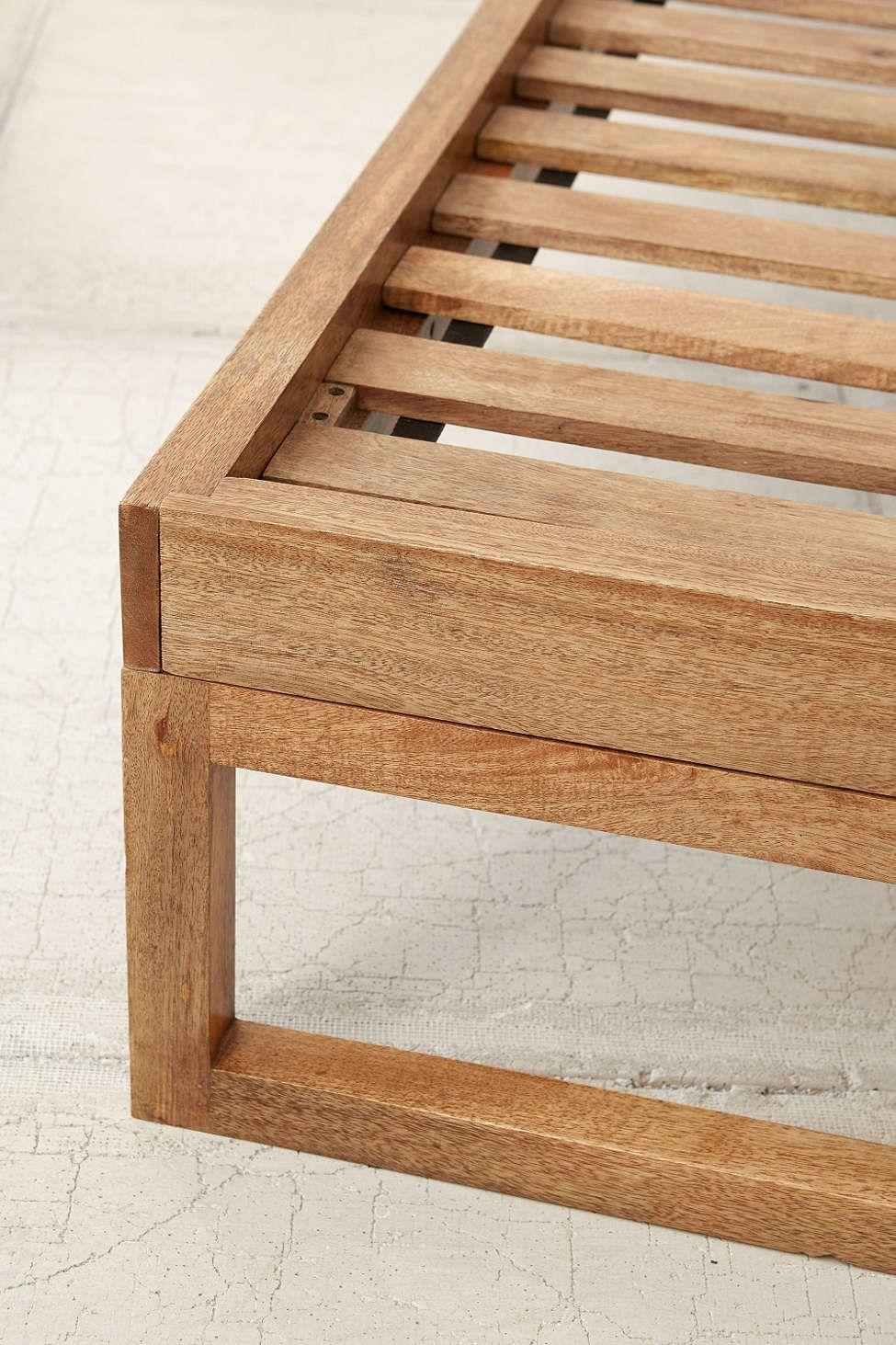Morey Platform Bed   가구   Pinterest   Bett, Betten und Möbel