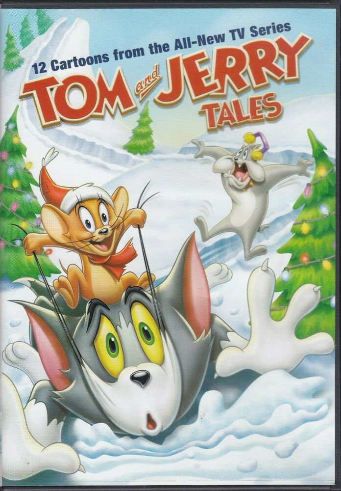 tom and jerry tales vol 1 dvd 2006  Сказки