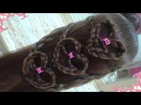 Como hacer peinados recogidos faciles y bonitos