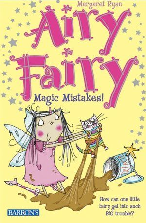 Fairy is determined to do well in cooking class, but with Scary Fairy around to stir up trouble, things are bound to go wrong once again.