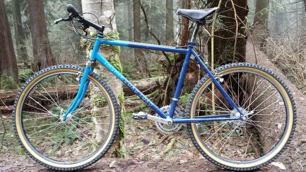 Off Road Toad Vintage Mountain Bike Vintage Bikes Bicycle
