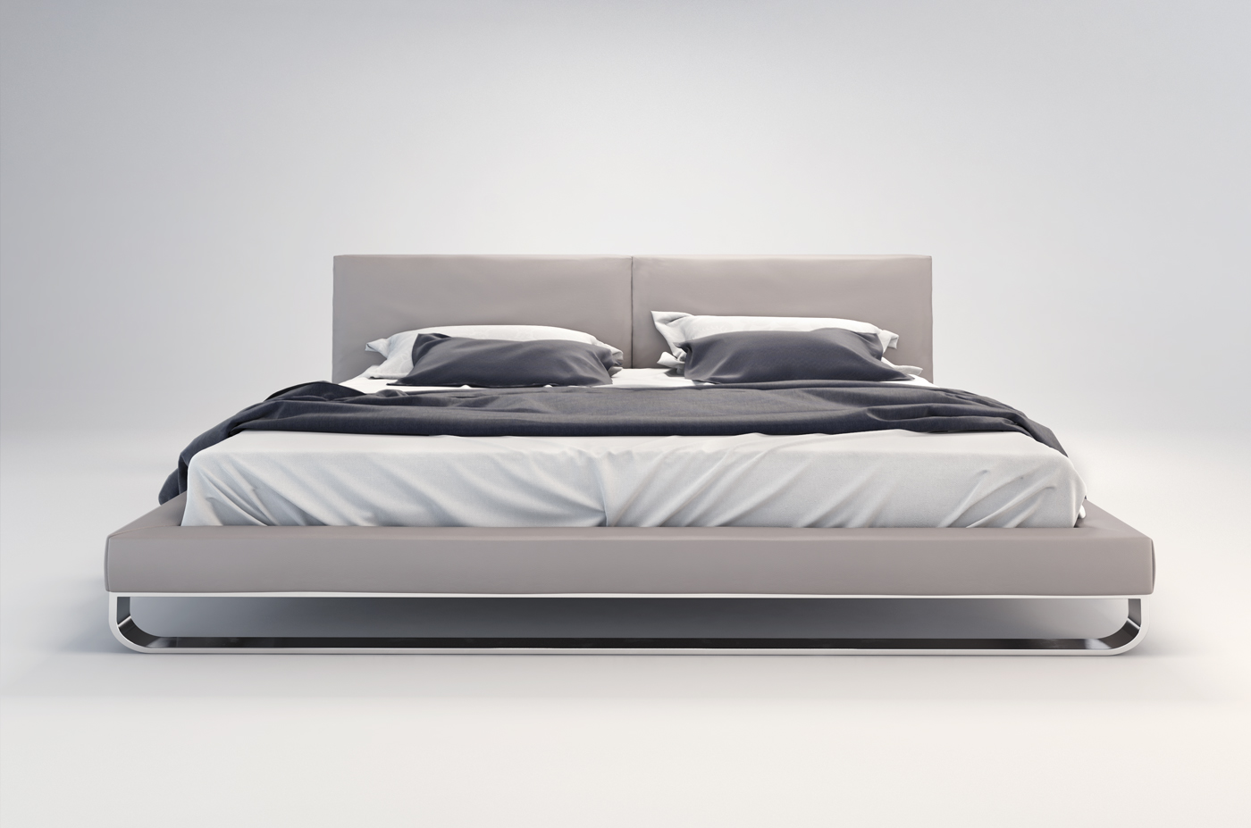 Modloft Chelsea Cal King Bed Md331 Ck Official Shop Modern Bed