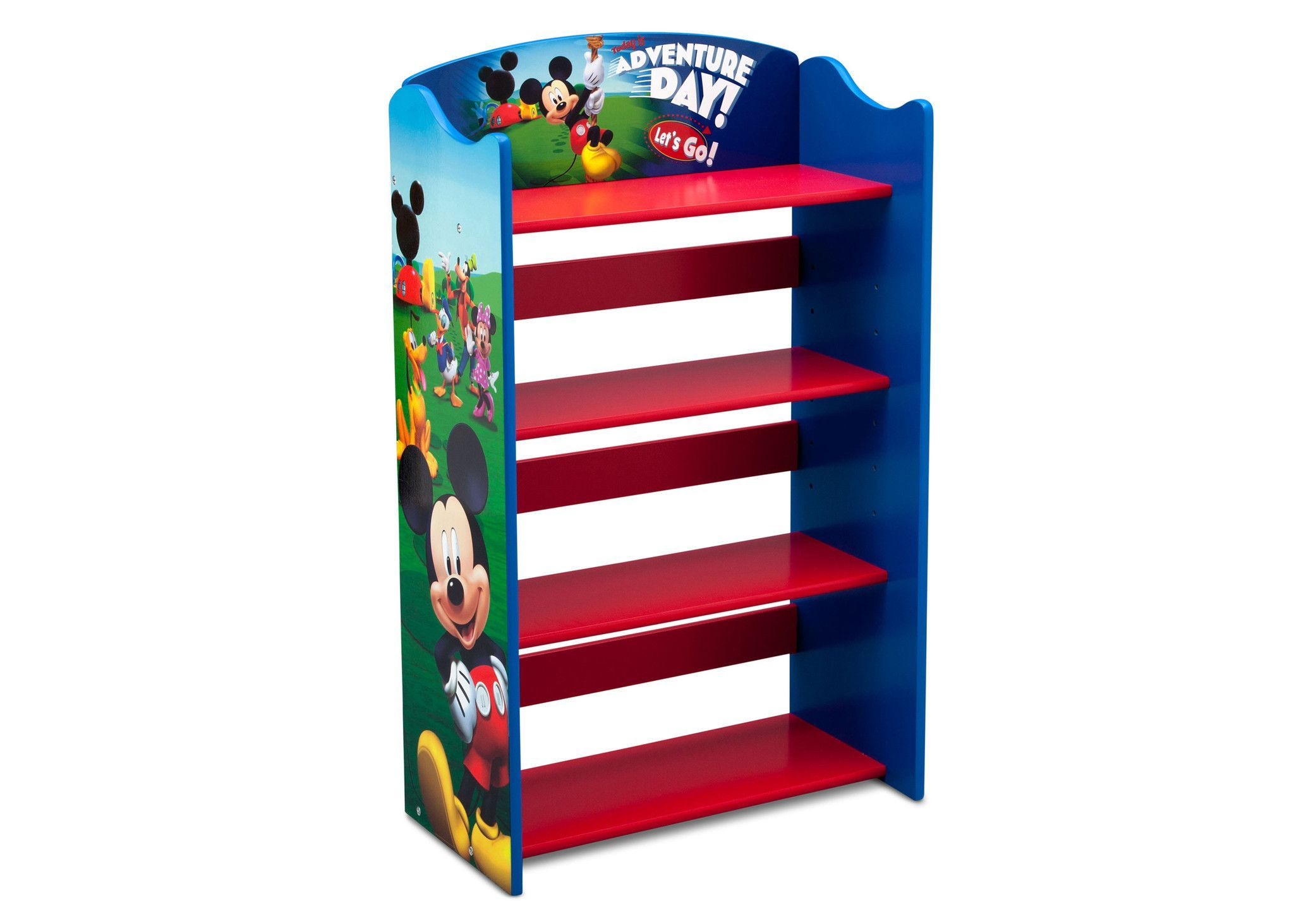 Bookshelf For Kids Room Mickey Mouse Bookshelf Gracie Kids Room Furniture