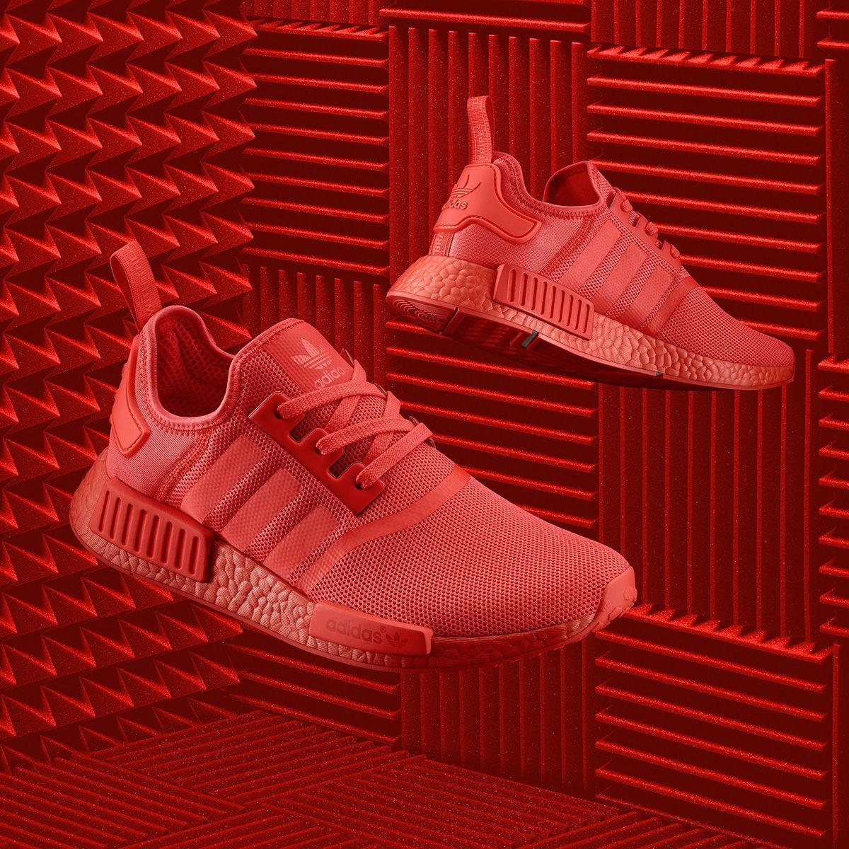 Adidas NMD Color Boost Pack UE Kicks: zapatilla revista invierno