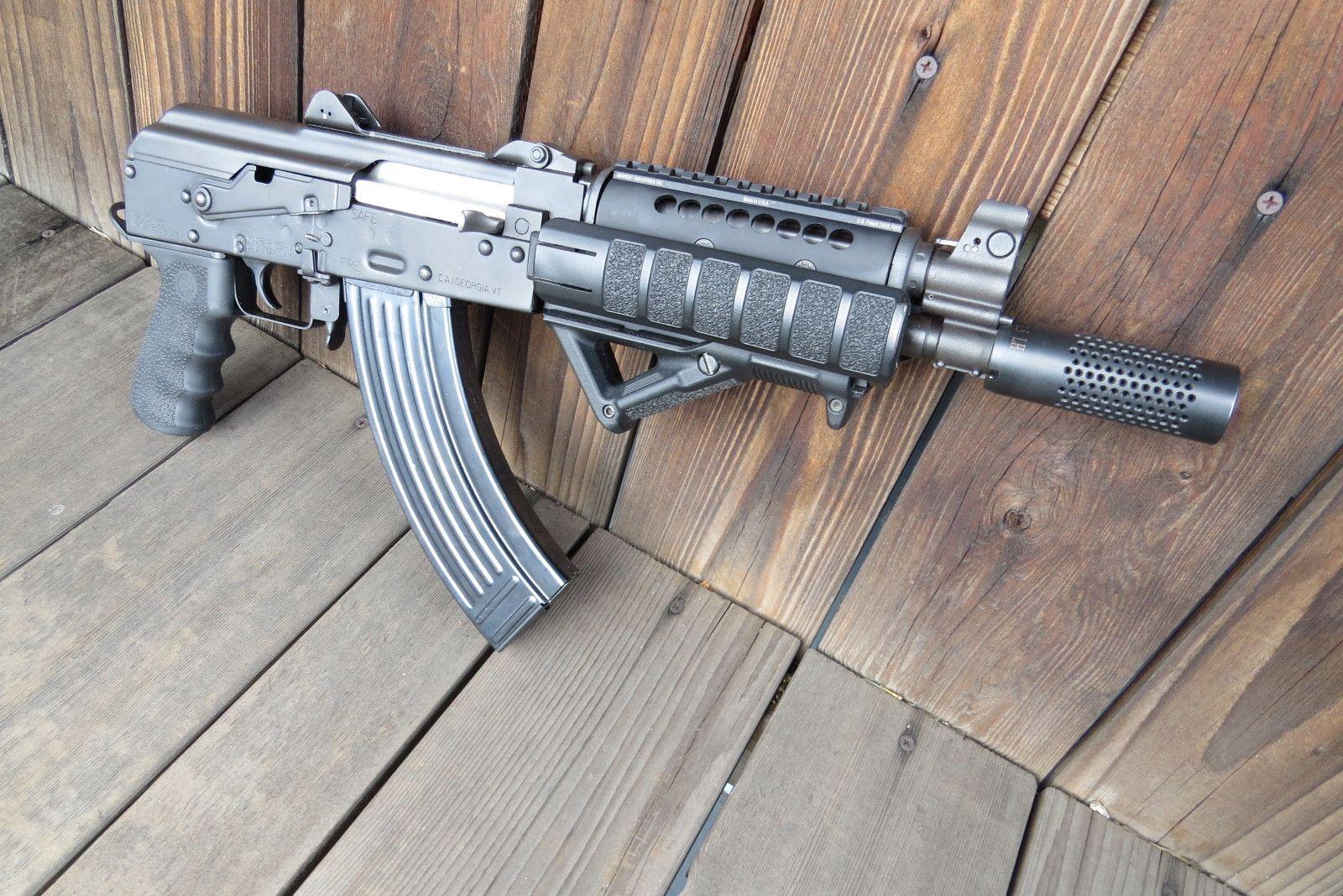 ak 47 muzzle brake   Re: DIY - Zastava M92 Muzzle Detent and