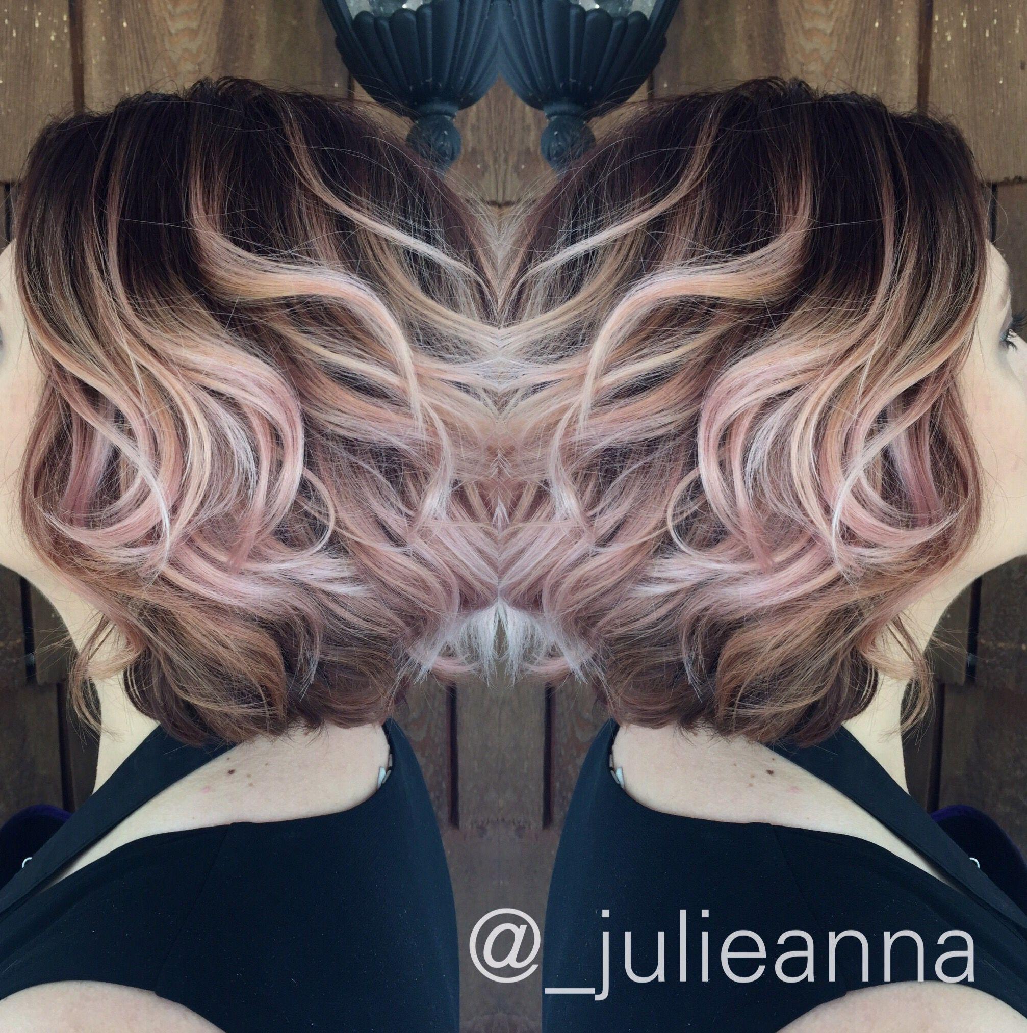 Pastel Pink Redken Color Fusion 12ab 9rv