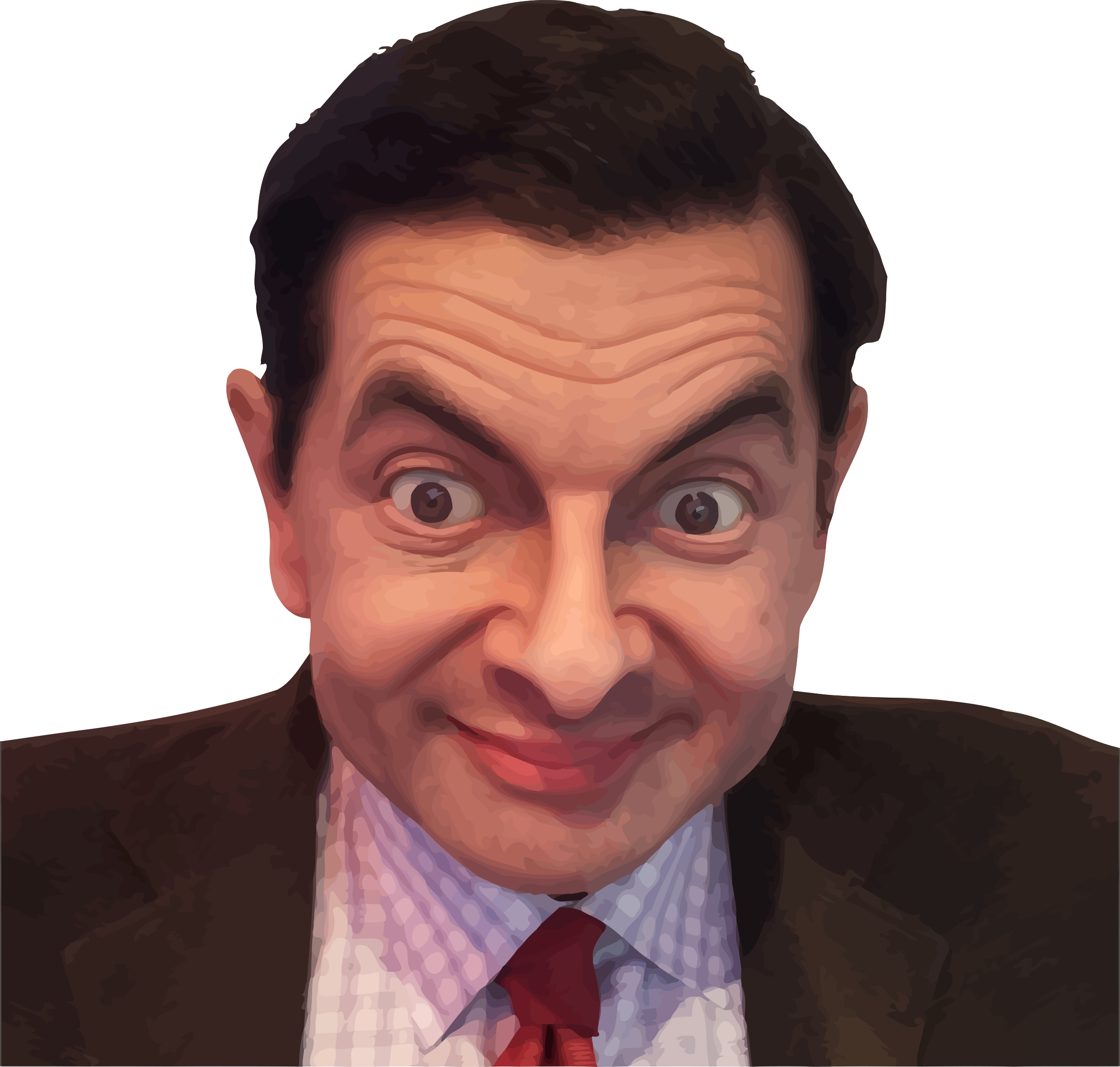 Mr Bean Rowan Atkinson Png Image British Sitcoms Mr Bean Comic Actor