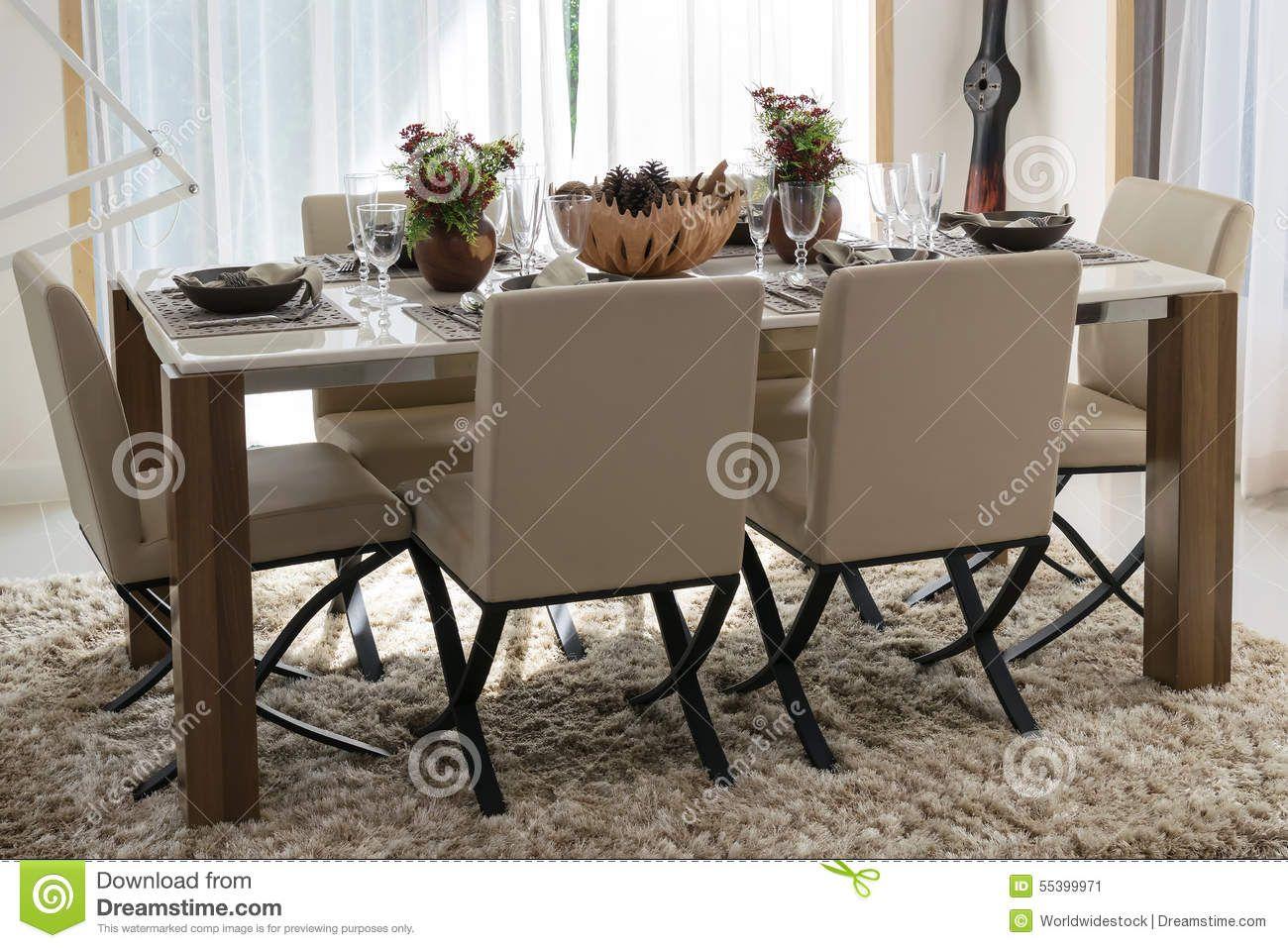 Etonnant Chaises Confortables Salle Manger Decoration Francaise