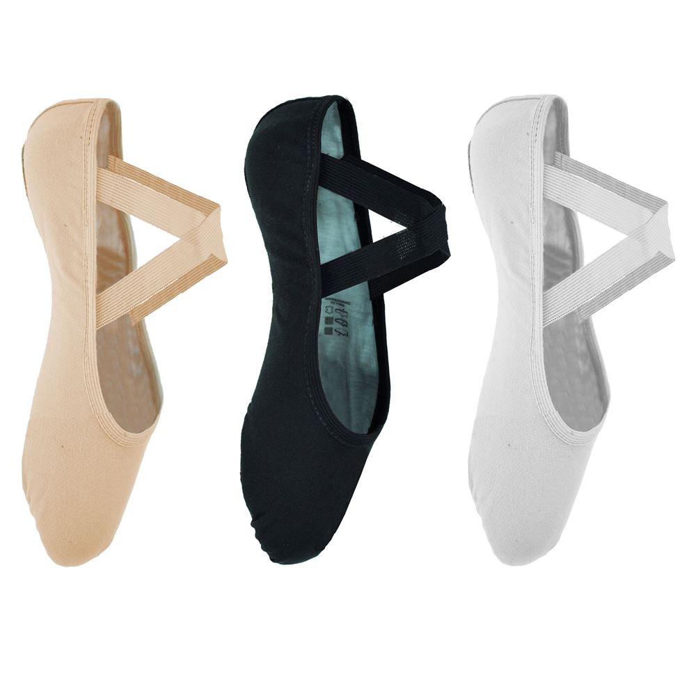 So Danca Sd120 Womens SuperPro Stretch Canvas Ballet Shoe