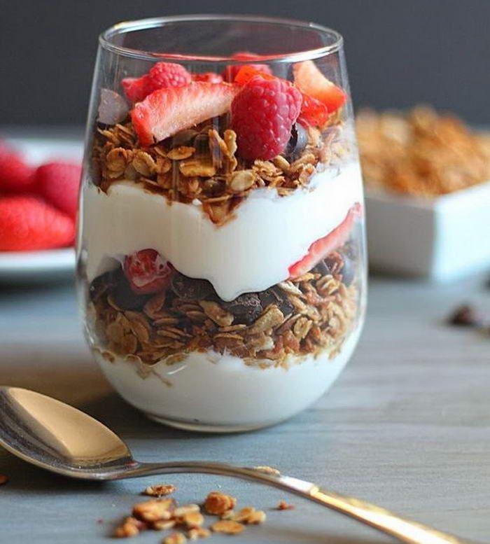 Рецепты полезных завтраков